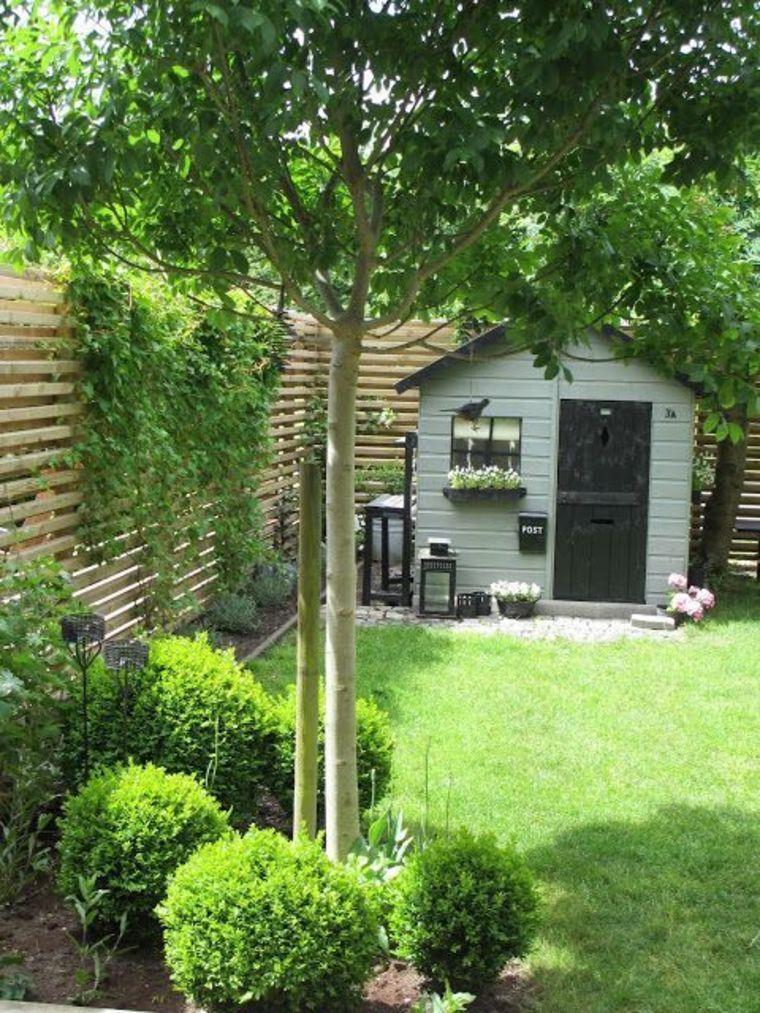 Idee Deco Interieur Cabane En Bois Élégant Image Petit Jardin 8 Aménagements Repérés Sur Pinterest