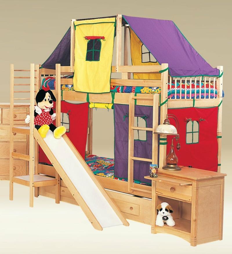 Idee Deco Interieur Cabane En Bois Meilleur De Photographie Lit Cabane Enfant En 22 Idées Créatives