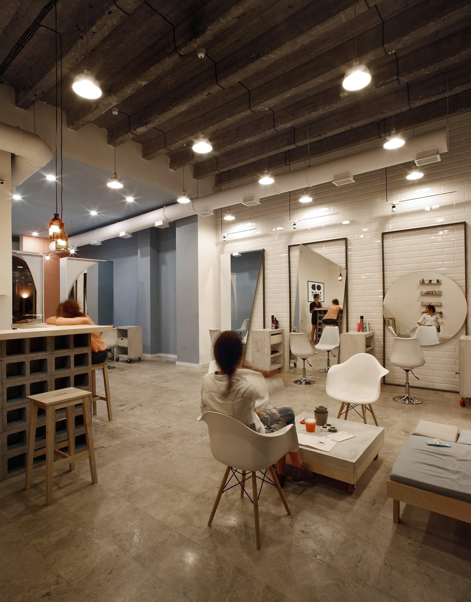 Idee Deco Interieur Cabane En Bois Nouveau Stock Deco originale Salon Elegant Od Blow Dry Bar by Snkh Architectural