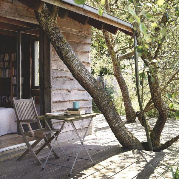 Idee Deco Interieur Cabane En Bois Unique Photos Cabane En Bois Habitable De 90m2 En Bretagne C´té Maison