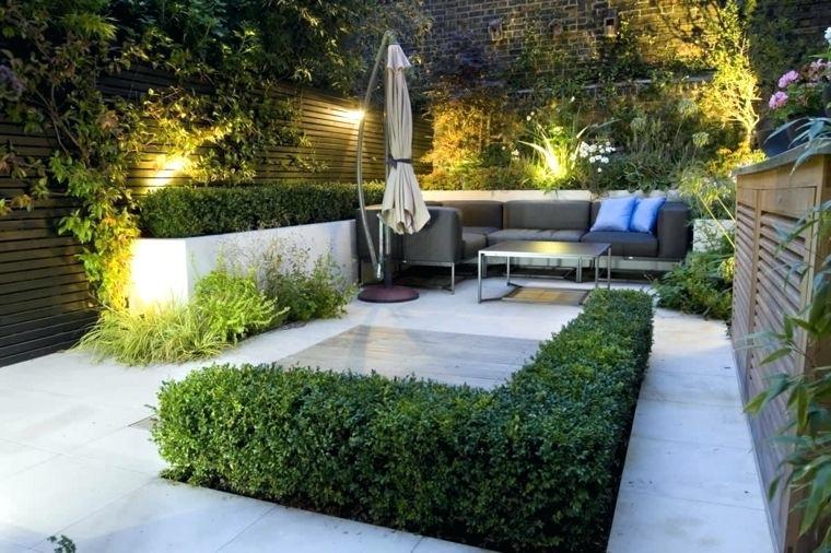 Idée Jardin Moderne Nouveau Galerie Idee Jardin Exterieur – Nursyifafo