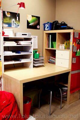Ikea Angers 49000 Adresse Nouveau Collection Bureau Réalisé Avec Module Kallax De Ikea Bureau