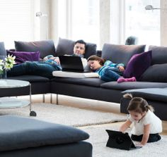Ikea Canape Angle Convertible Inspirant Stock S–derhamn Canapé D Angle Samsta Gris Foncé