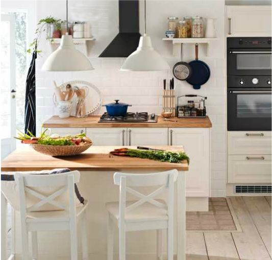 Ikea Cuisine Ilot Beau Photos Cuisine Ikea Paktum Lindingö Blanc Deco Cocinas