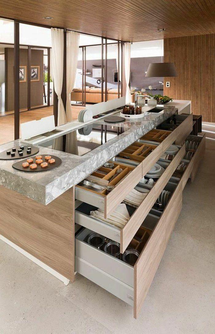 Ikea Cuisine Ilot Élégant Image 45 Idées En Photos Pour Bien Choisir Un Lot De Cuisine