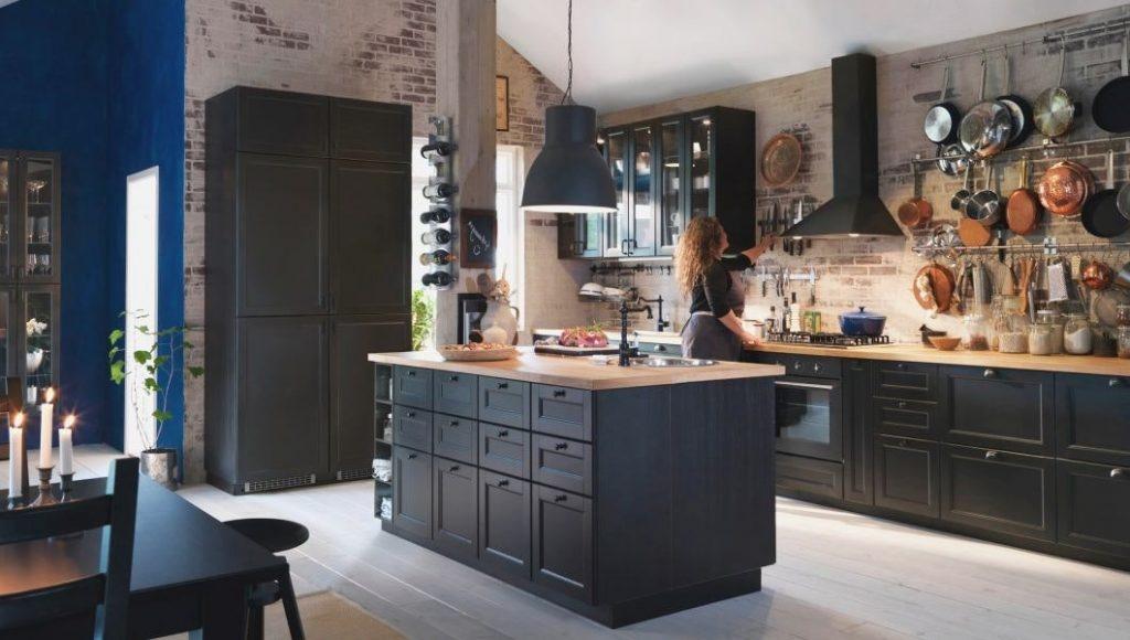 Ikea Cuisine Laxarby Élégant Photos Cuisine Laxarby Frais Ikea Oak Kitchen Cabinets New Cuisine Ikea