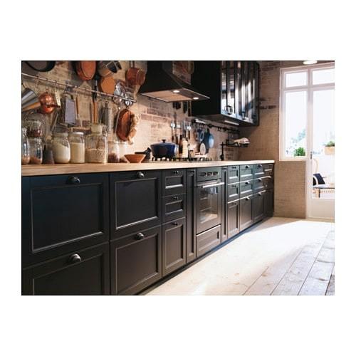 Ikea Cuisine Laxarby Frais Photographie étourdissant Cuisine Laxarby Pour Cuisine Ikea Laxarby Brun Noir