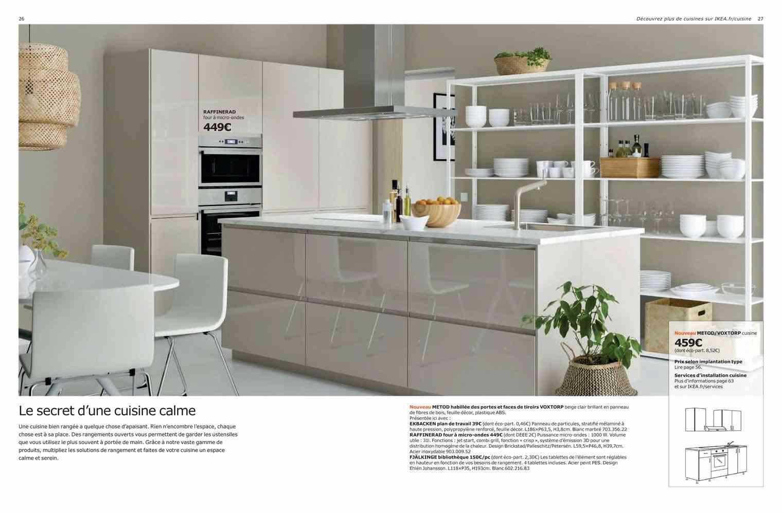 Ikea Cuisine Ringhult Beau Images Promotion Cuisine Ikea Génial Cuisine Ikea Ringhult Blanc Brillant