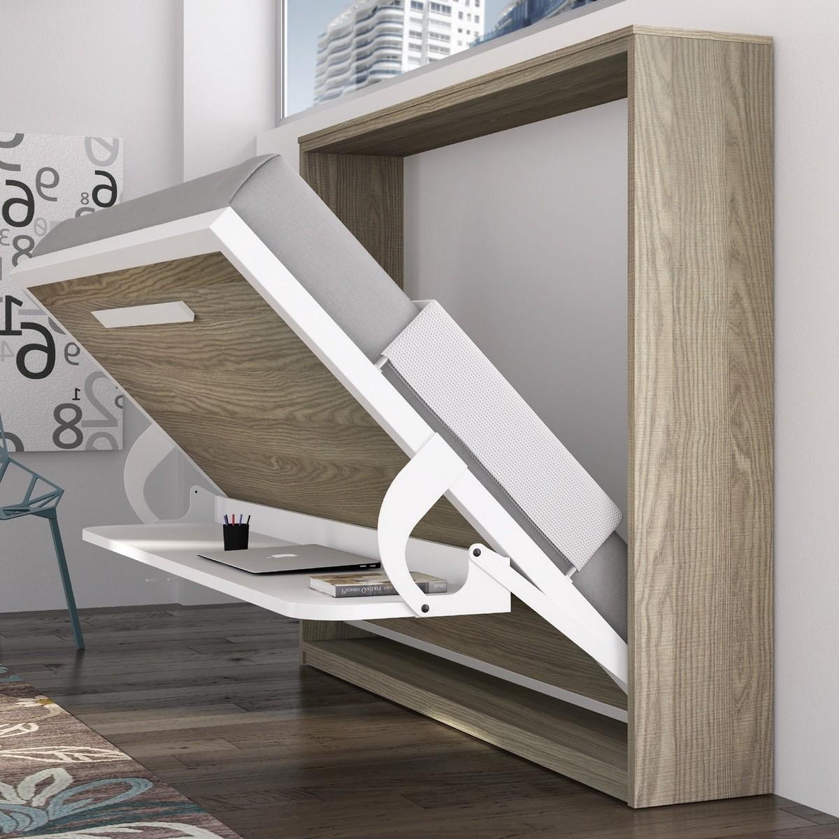Ikea Jeté De Lit Meilleur De Photos Lit Escamotable Une Personne 7 Avec Lit Escamotable Bureau 140