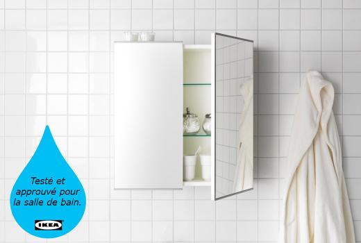 Ikea Miroir Salle De Bains Impressionnant Images Ikea Salle De Bain Baignoire solutions Pour La Décoration