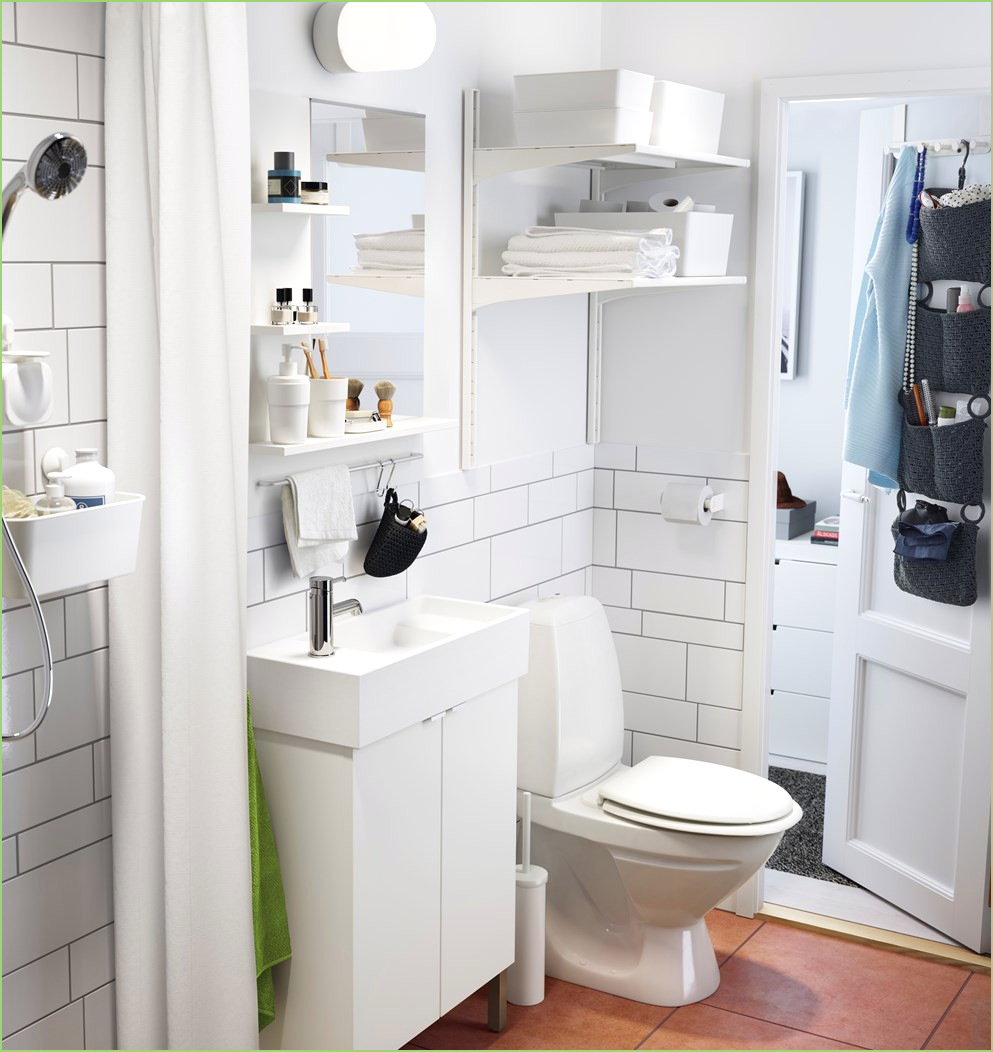 Ikea Salles De Bains Inspirant Images élégant Rangement Salle De Bain Design