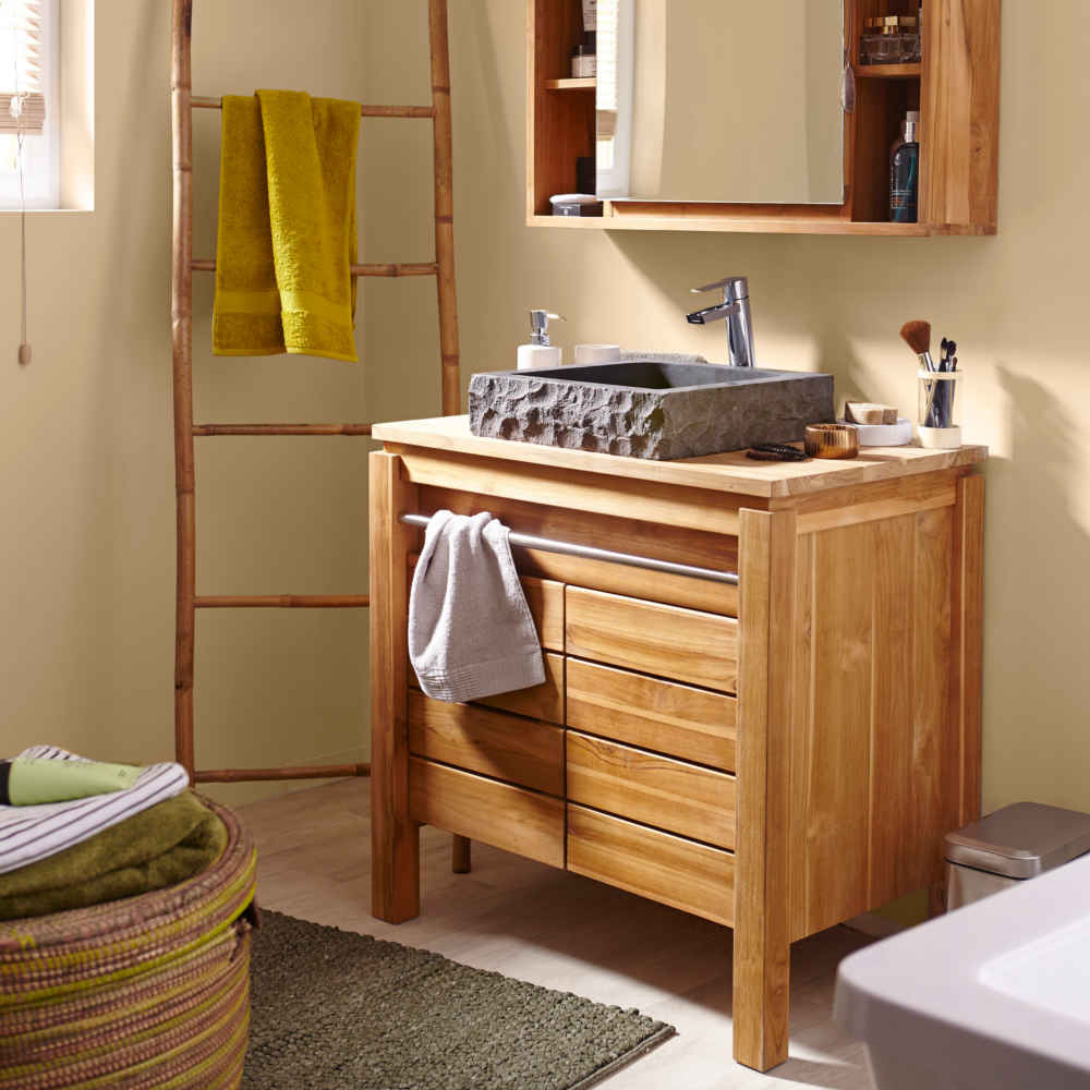Ikea Salles De Bains Inspirant Photos Meuble De Sdb 22 Salle Bain Bois Pas Cher