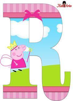 Image Peppa Pig A Imprimer Beau Photographie Escuela Infantil Castillo De Blanca Abecedario De Peppa Pig