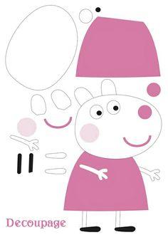 Image Peppa Pig A Imprimer Beau Photos Les 13 Meilleures Images Du Tableau Fªte Sur Le Th¨me Peppa Pig Sur