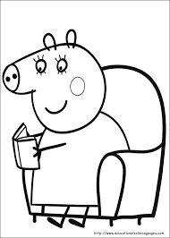 Image Peppa Pig A Imprimer Élégant Images Tegninger Til Farvel¦gning Peppa Pig 6 Farvel¦gning