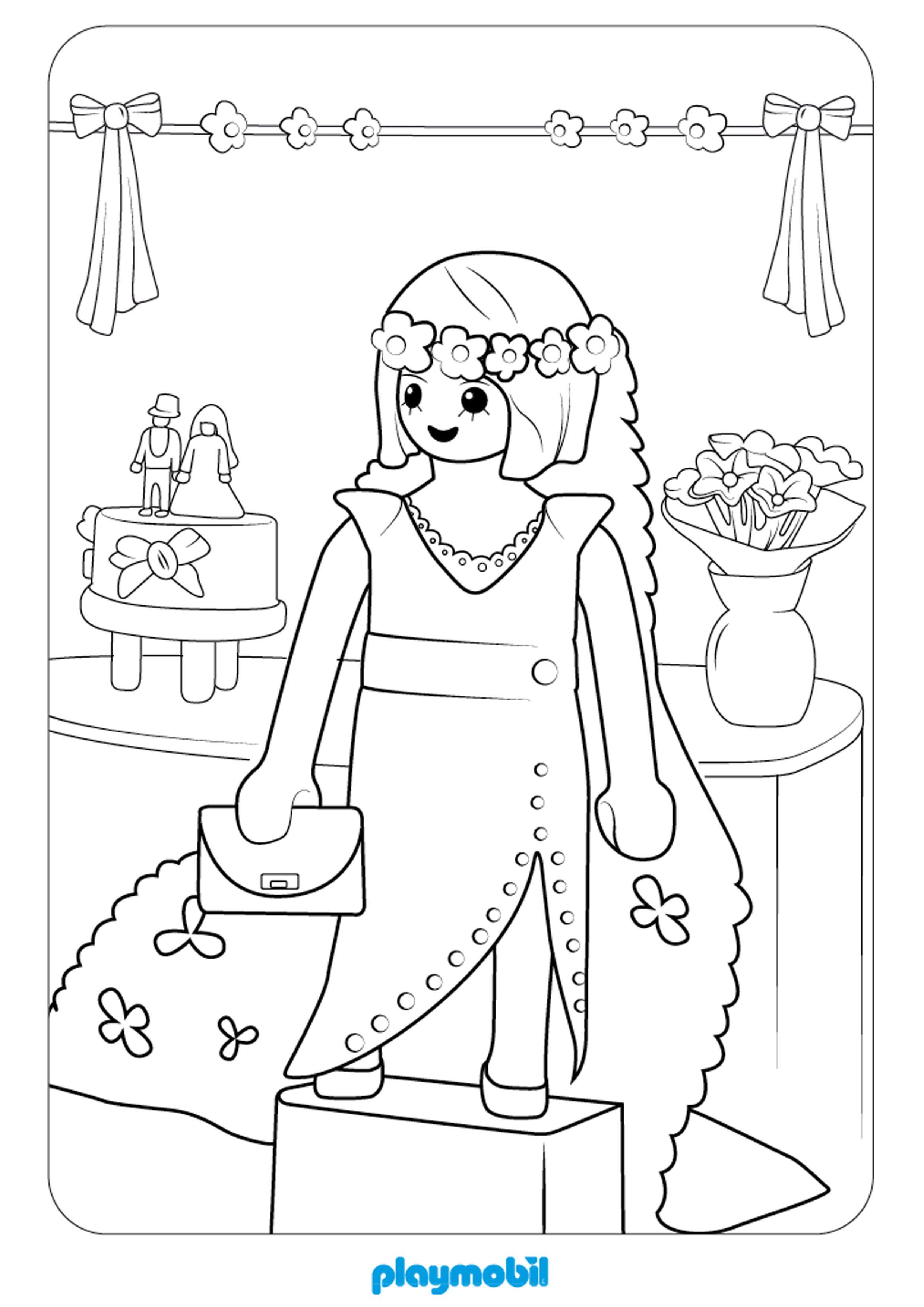 Image Peppa Pig A Imprimer Élégant Photographie Coloriage Playmobil  Colorier Dessin  Imprimer