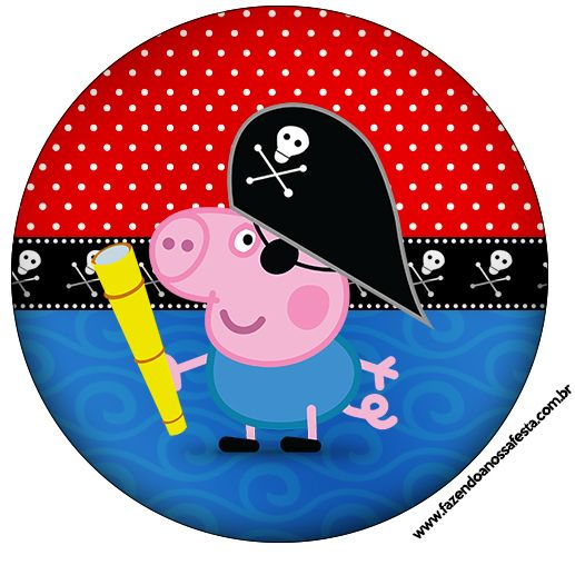 Image Peppa Pig A Imprimer Inspirant Collection Fnf Peppa Pig Pirata 2 61