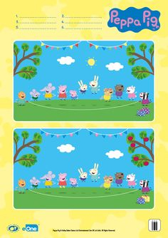 Image Peppa Pig A Imprimer Inspirant Photos Peppa Pig Winter Counting Activity Page Peppa Pinterest