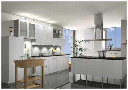 Interieur Maison De Luxe Cuisine Beau Photos 20 Luxe Cuisine équipée Blanche Concept Tpoutine