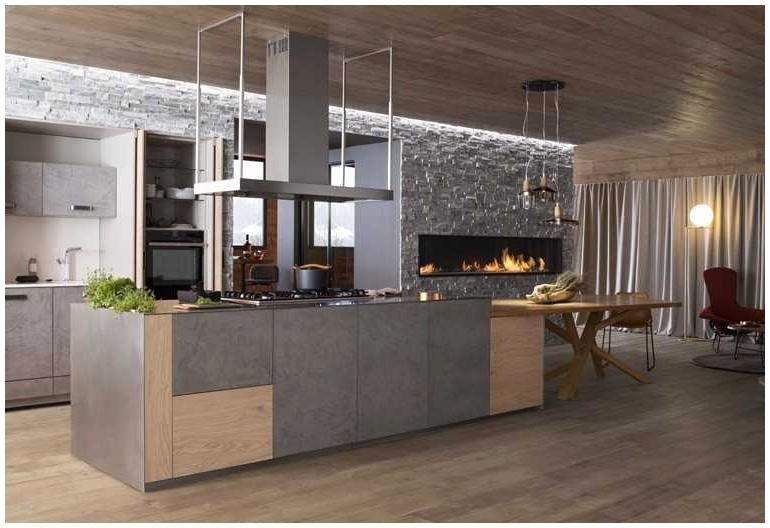 Interieur Maison De Luxe Cuisine Nouveau Image 23luxe Etagere Cuisine Bois Intérieur De La Maison