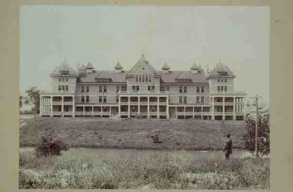 Jardin D'ulysse Catalogue Inspirant Photos Gallery Category Bartonville State Hospital Image Back Of the