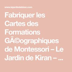 Jardin De Kiran Luxe Photos 127 Best Montessori Images On Pinterest
