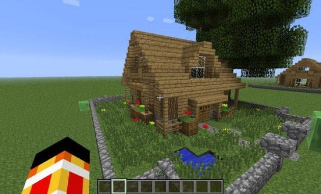 Best Beau Jardin Minecraft Contemporary - House Design - marcomilone.com