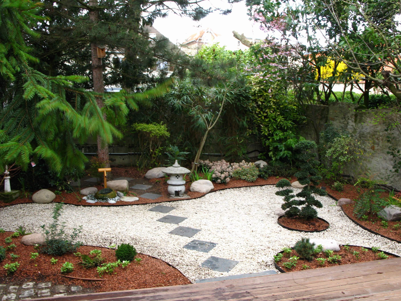 Jardin Zen Amberieu Élégant Image Jardin Zen