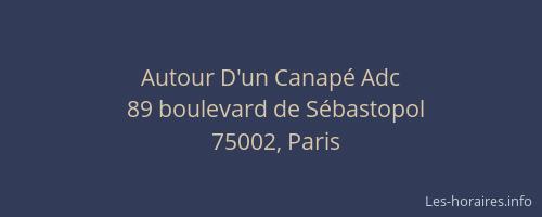 Jeté De Canapé Carrefour Inspirant Galerie Autour D Un Canap Awesome Le Canap Madrid Bicolore Revtu De