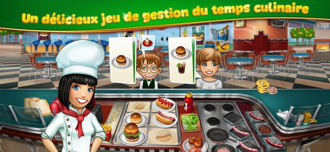 Jeux De Cuisine Jeux Jeux Jeux Luxe Image Cooking Fever Dans L App Store
