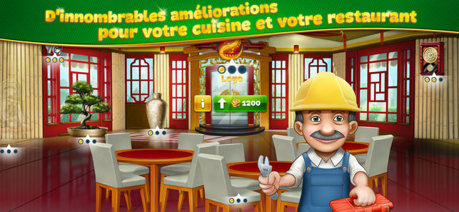 Jeux Fr Cuisine Luxe Collection Cooking Fever Dans L App Store