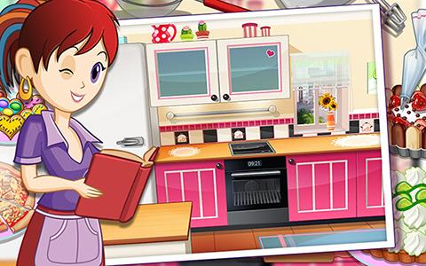 Jeux Gratuit Cuisine De Sara Meilleur De Image Application Ecole De Cuisine De Sara Démo Sur Ipad iPhone Et android