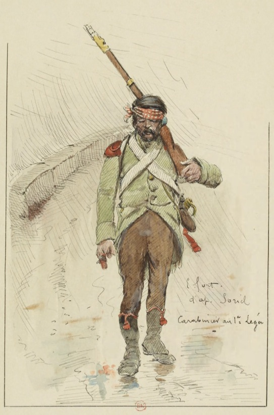 Jonc Inflexible De Fran Élégant Collection 1er Regiment D Infanterie Legere