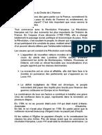 Jonc Inflexible De Fran Unique Collection Xb Saintine Antoine L Ami De Robespierre