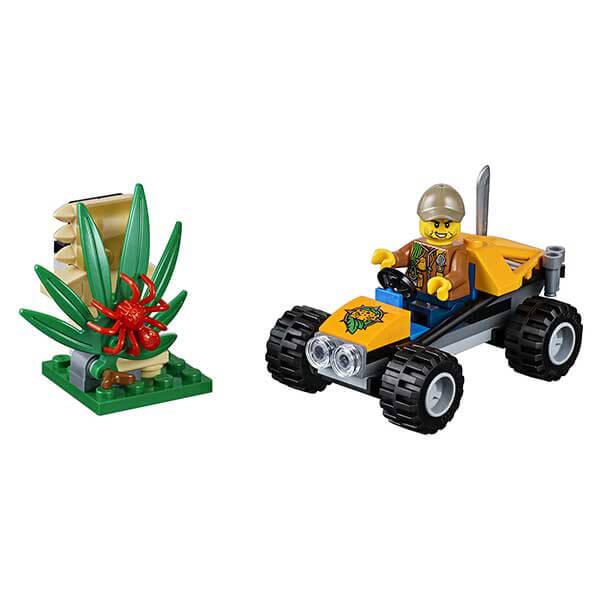 Jouet Slugterra Jouet Club Élégant Stock Lego Lego Le Buggy De La Jungle Jouéclub