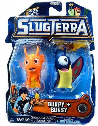 Jouet Slugterra Jouet Club Luxe Images Slugterra Series 2 Burpy & Bugsy Mini Figurine 2 Pack Amazon