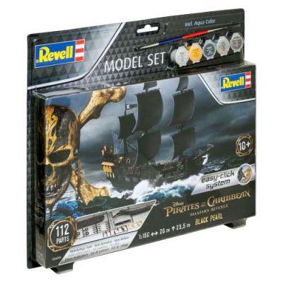 Jouet Slugterra Jouet Club Unique Images Model Set Maquette Navire Black Pearl Pirates Des Caraibes 1 150eme