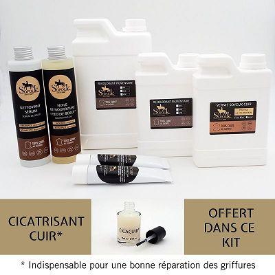 Kit Reparation Canape Simili Cuir Élégant Stock Rénovation Salon Cuir 4 5 Places tous Coloris