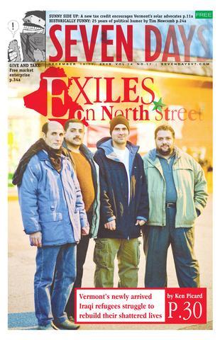 La Classe D'alysse Unique Photos Seven Days December 10 2008 by Seven Days issuu