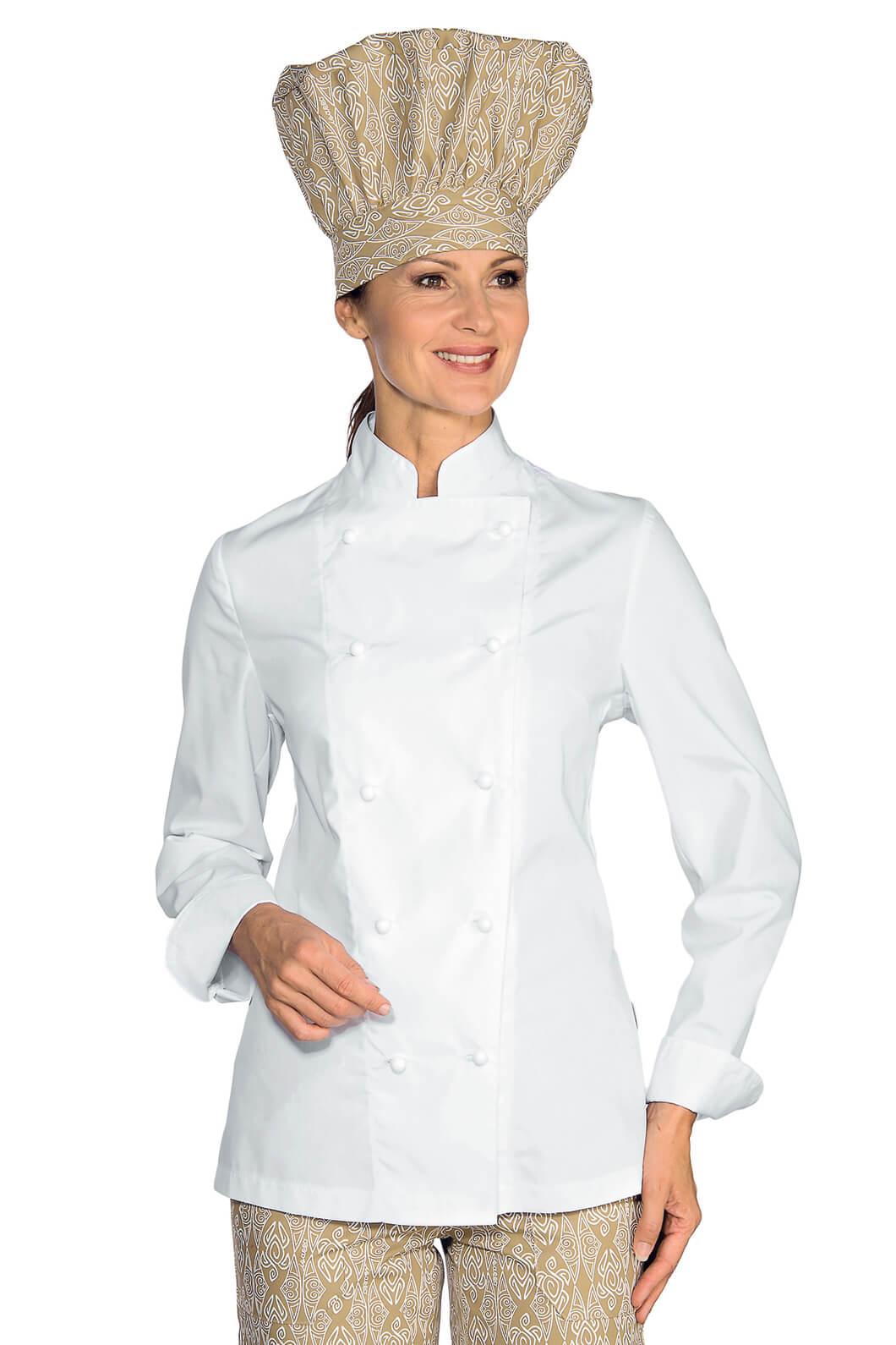 La Cuisine Des Femmes Meilleur De Stock Admiré Veste De Cuisine Femme
