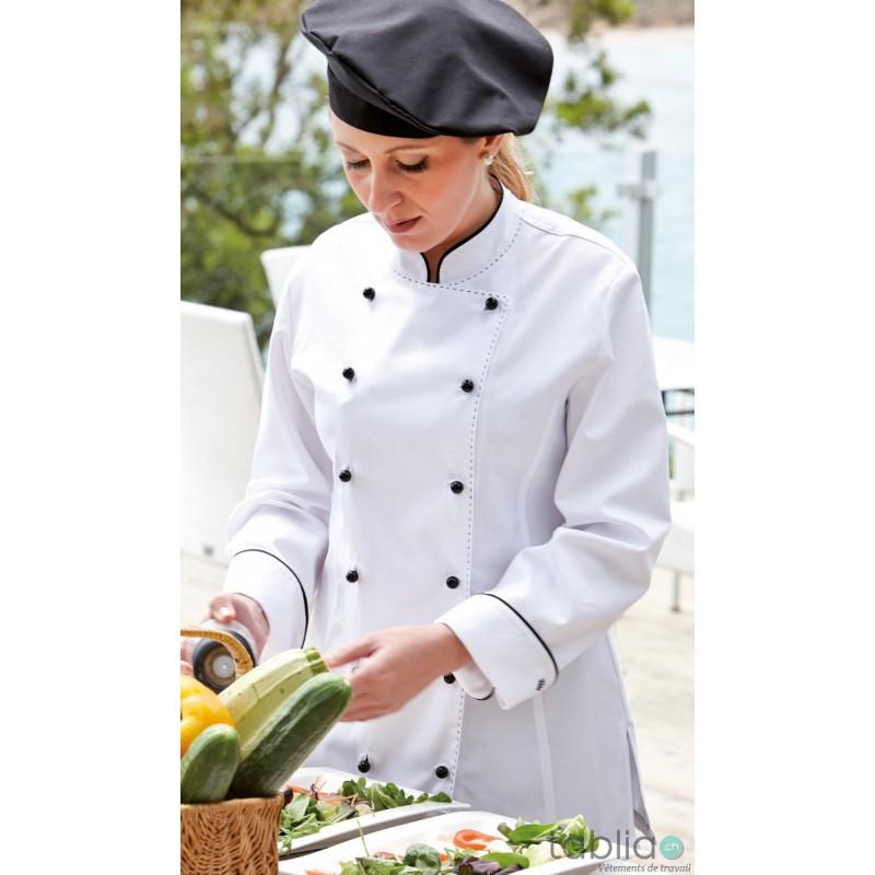 La Cuisine Des Femmes Unique Stock Veste De Cuisine Femme Great Veste De Cuisine Femme Talisa with
