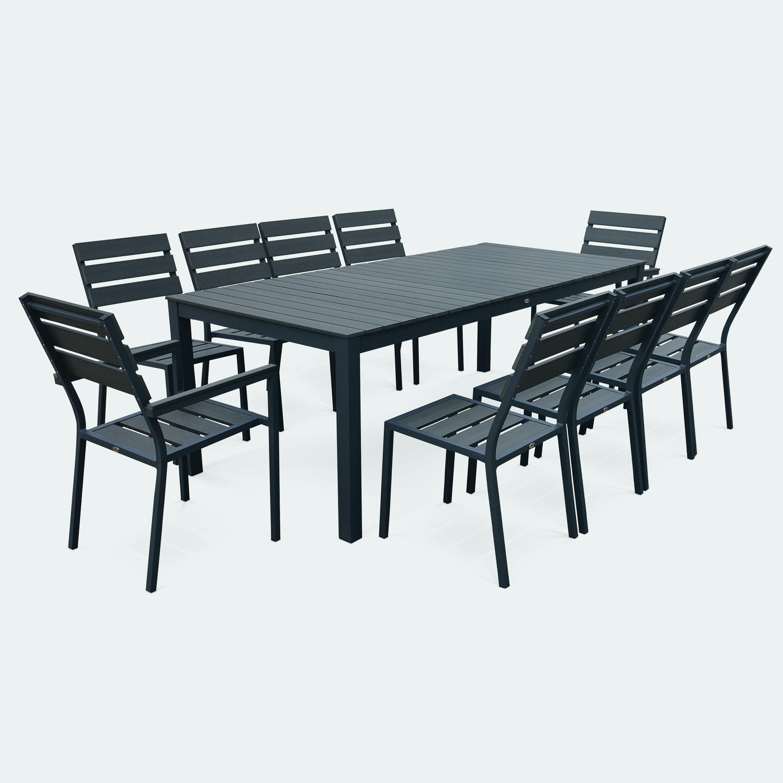 Beautiful Table De Jardin En Bois La Redoute Gallery - House Design ...