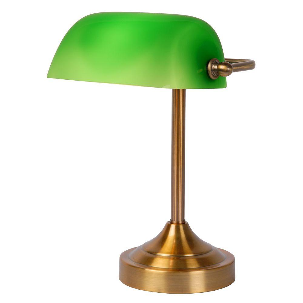 Lampe De Chevet solaire Luxe Photos Lampe De Bureau Vert H30cm Banker Pinterest