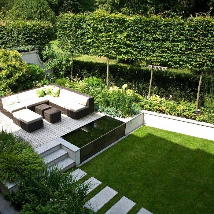 Le Jardin De Cheneland Inspirant Photos Jardin Paysager Exemple Nanterre Maison Design Trivid