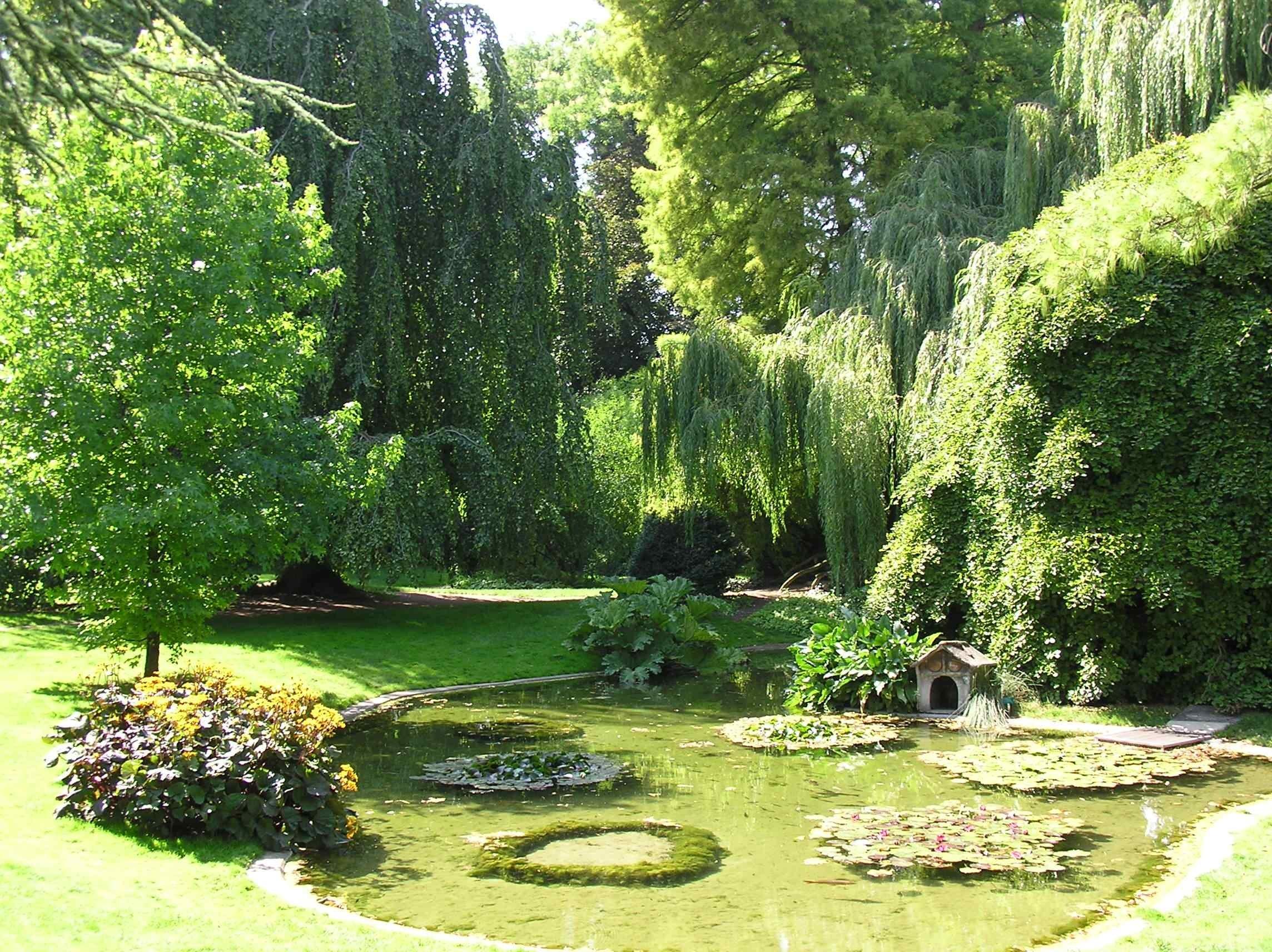 Le Jardin De Joeliah Beau Stock Detour Paris Décorétonnant Le Jardin Des Crayeres Reims Image 2 Of