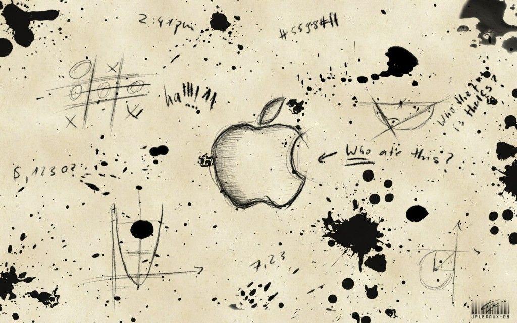 Le Penseur Wallpaper Luxe Stock Applen Luova Logo Valokuvia Ladata Ilmaiseksi Wallpapic Fi