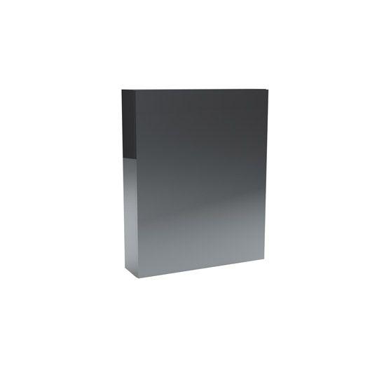 Leroy Merlin Armoire De toilette Frais Photographie Armoire De toilette Sensea Remix Imitation Miroir L600xh750xp140