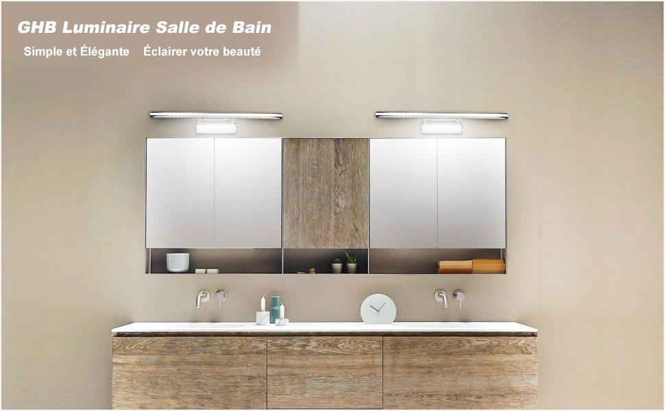 Leroy Merlin Luminaire Salle De Bain Frais Image Salle De Bain En 3d Obtenez Une Impression Minimaliste Platinum
