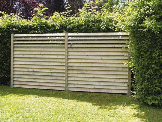 Leroy Merlin Palissade Beau Photos Palissade Claustra Quelle Cl´ture Prot¨ge Mon Jardin Des Voisins