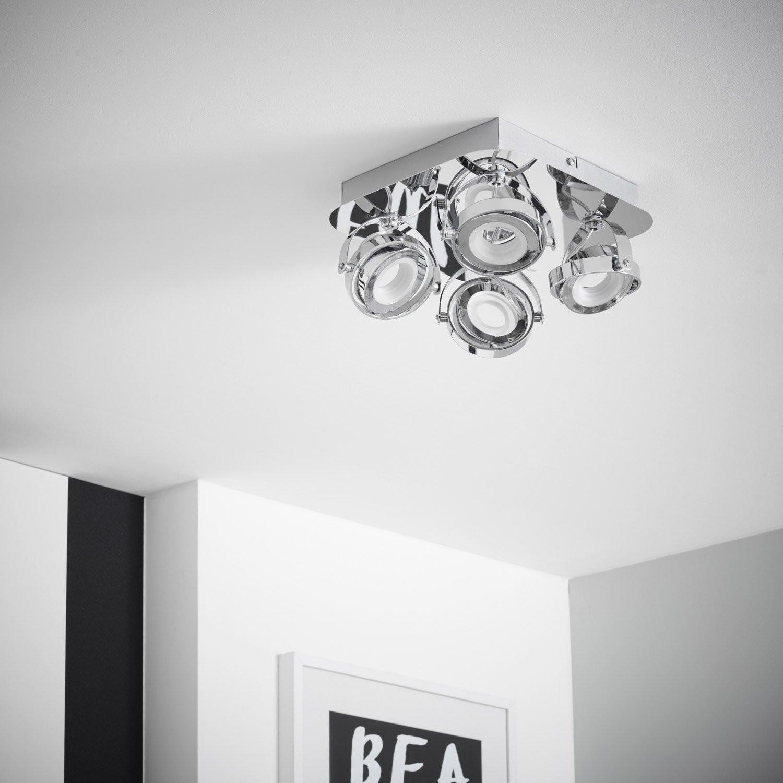 Leroy Merlin Plafonnier Salle De Bain Luxe Galerie Haut 40 De Eclairage Led Plafond Sch¨me